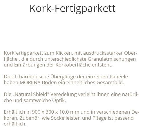 Kork in  Mössingen