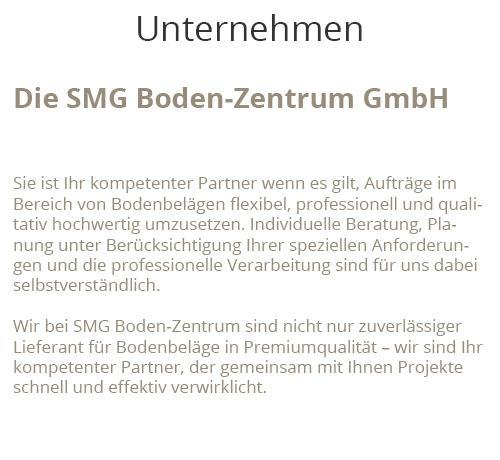 SMG Bodenzentrum in  Bretten